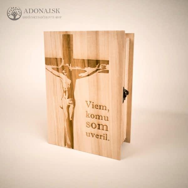 Pokladnička 365 citátov z Biblie - Sila Kríža